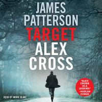 Cover illustration for Target: Alex Cross
