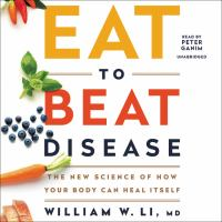 Cover illustration for Eat to Beat Disease