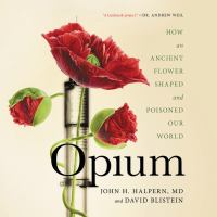 Cover illustration for Opium