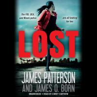 Cover illustration for Lost