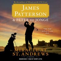 Cover illustration for Miracle at St. Andrews