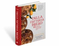 Cover illustration for Della Fattoria Bread: 63 Foolproof Recipes For Yeasted, Enriched & Naturally Leavened Breads