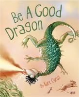 Cover illustration for Be a Good Dragon