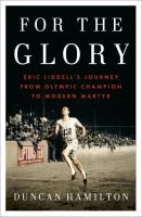 Cover illustration for For the Glory