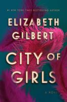 Cover illustration for City of Girls