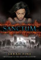Cover illustration for Sanctum