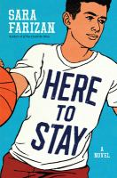 Cover illustration for Here to Stay