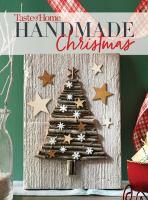 Cover illustration for Taste of Home Handmade Christmas