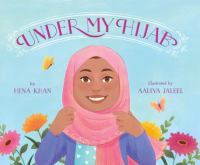 Cover illustration for Under my Hijab