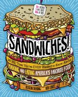 Cover illustration for Sandwiches