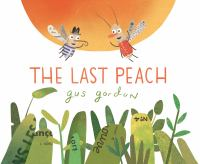 Cover illustration for The Last Peach