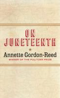 Cover illustration for On Juneteenth