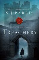 Cover illustration for Treachery