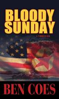 Cover illustration for Bloody Sunday