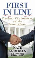 Cover illustration for First in Line