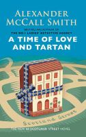 Cover illustration for A Time of Love and Tartan