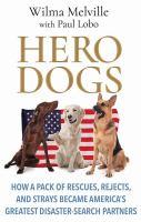 Cover illustration for Hero Dogs