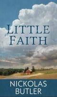 Cover illustration for Little Faith