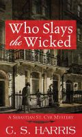 Cover illustration for Who Slays the Wicked