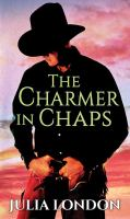 Cover illustration for The Charmer in Chaps