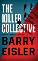 Cover illustration for The Killer Collective