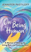 Cover illustration for On Being Human