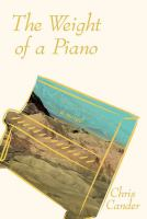 Cover illustration for The Weight of a Piano