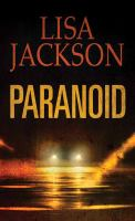 Cover illustration for Paranoid
