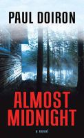 Cover illustration for Almost Midnight