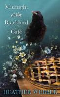 Cover illustration for Midnight at the Blackbird Cafe