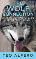 Cover illustration for The Wolf Connection