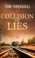 Cover illustration for Collision of Lies