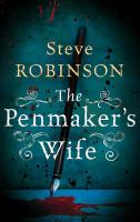 Cover illustration for The Penmaker's Wife