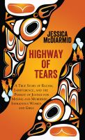 Cover illustration for Highway of Tears
