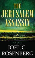 Cover illustration for The Jerusalem Assassin