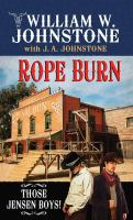 Cover illustration for Rope Burn