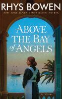Cover illustration for Above the Bay of Angels