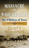 Cover illustration for Massacre at Whip Station