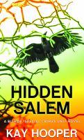 Cover illustration for Hidden Salem