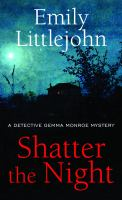 Cover illustration for Shatter the Night