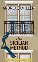 Cover illustration for The Sicilain Method