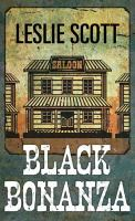 Cover illustration for Black Bonanza