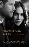 Cover illustration for Meghan and Harry
