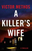 Cover illustration for A Killer's Wife
