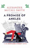 Cover illustration for A Promise of Ankles