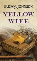 Cover illustration for Yellow Wife