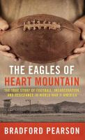 Cover illustration for The Eagles of Heart Mountain