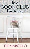 Cover illustration for In a Book Club Far Away