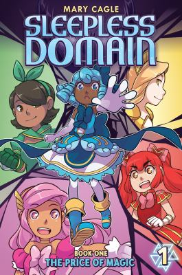 Sleepless Domain - Book One: The Price of Magic