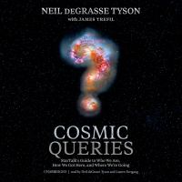 Cover illustration for Cosmic Queries